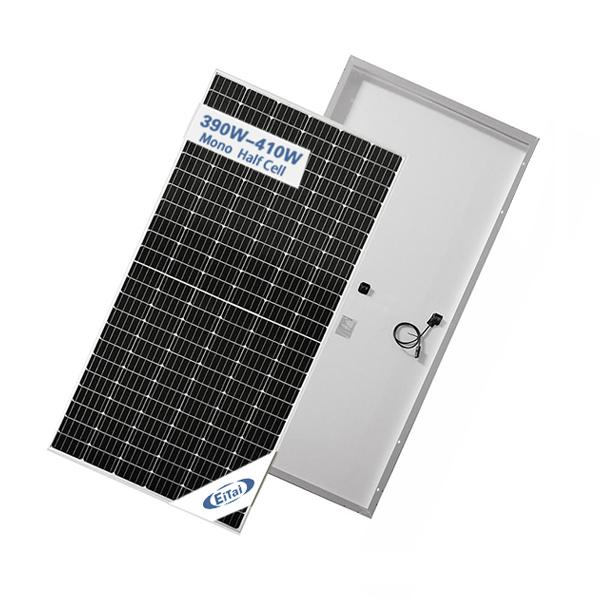 Solar power panels