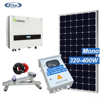 5kw on grid system