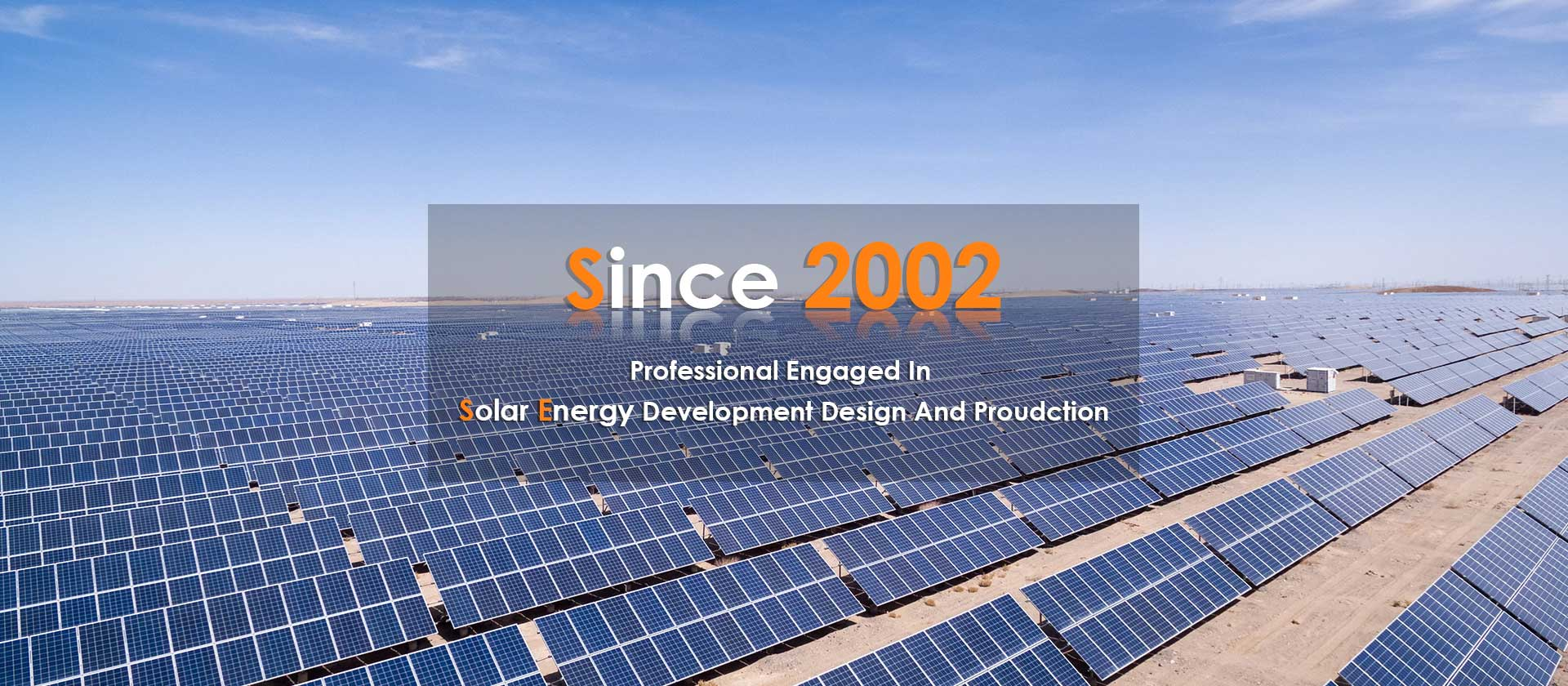 Solar Product Supplier